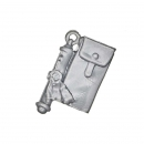Warhammer 40k Bitz: Grey Knight - Terminators - Accessory M - Belt Pouch