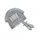 Warhammer 40k Bitz: Grey Knights - Grey Knight Terminators - Shoulder Pad K