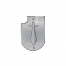 Warhammer 40k Bitz: Grey Knights - Grey Knight Terminators - Shoulder Shield O