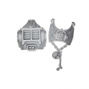 Warhammer 40k Bitz: Grey Knights - Grey Knight Terminators - Torso A (2Parts)