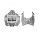 Warhammer 40k Bitz: Grey Knights - Grey Knight Terminators - Torso D (2Parts)