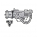 Warhammer 40k Bitz: Grey Knights - Grey Knight Terminators - Weapon T - Psilencer (2Parts)