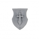 Warhammer 40k Bitz: Grey Knights - Grey Knight Squad - Accessory F - Shoulder Shield