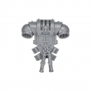 Warhammer 40k Bitz: Grey Knights - Squad - Backpack C