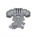Warhammer 40k Bitz: Grey Knights - Grey Knight Squad - Backpack D