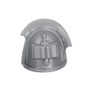 Warhammer 40k Bitz: Grey Knights - Grey Knight Squad - Shoulder Pad D
