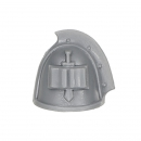 Warhammer 40k Bitz: Grey Knights - Grey Knight Squad - Shoulder Pad E