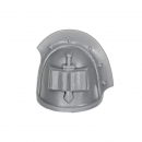 Warhammer 40k Bitz: Grey Knights - Grey Knight Squad - Shoulder Pad F