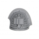 Warhammer 40k Bitz: Grey Knights - Squad - Shoulder Pad K