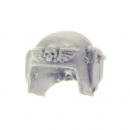 Warhammer 40k Bitz: Imperial Guard - Cadian Shock Troops - Accessory C - Helmet