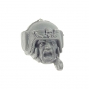 Warhammer 40k Bitz: Imperial Guard - Cadian Heavy Weapon Squad - Head B