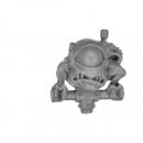 Warhammer 40k Bitz: Orks - Flash Gitz - Accessory L - Homing Device Squig, Kaptin