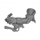 Warhammer 40k Bitz: Orks - Flash Gitz - Arm F - Links, Handgriff