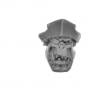 Warhammer 40k Bitz: Orks - Flash Gitz - Head H