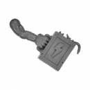 Warhammer 40k Bitz: Orks - Mek Gun - Gretchin Arm C - Right, Case