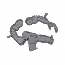 Warhammer 40k Bitz: Orks - Ork Boyz - Weapon Q - Shoota+Arm