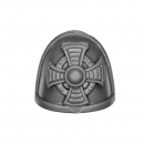 Warhammer 40k Bitz: Space Marines - Vanguard Veteran Squad - Shoulder Pad D