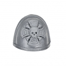 Warhammer 40k Bitz: Space Marines - Space Marine Commander - Shoulder Pad C