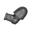 Warhammer 40k Bitz: Space Marines - Protektorgarde-Trupp - Arm H Links