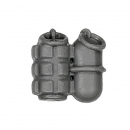 Warhammer 40k Bitz: Space Marines - Tactical Squad 2013 - Accessory J Grenades