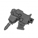 Warhammer 40k Bitz: Space Marines - Tactical Squad 2013 - Bolt Pistol