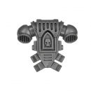 Warhammer 40k Bitz: Space Marines - Tactical Squad 2013 - Backpack H