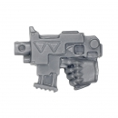 Warhammer 40k Bitz: Space Wolves Thunderwolf Cavalry Bolt...