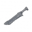 Warhammer 40k Bitz: Space Wolves Thunderwolf Cavalry Knife C
