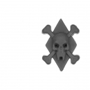 Warhammer 40k Bitz: Space Wolves - Venerable Dreadnought, Bjorn , Murderfang - Accessory F - Symbol