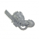 Warhammer 40k Bitz: Space Wolves Wolfs Guard Terminators Chain Fist B