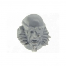 Warhammer 40k Bitz: Space Wolves Wolfs Guard Terminators Head H