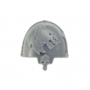 Warhammer 40k Bitz: Space Wolves Wolfs Guard Terminators Shoulder Pad B