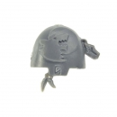 Warhammer 40k Bitz: Space Wolves Wolfs Guard Terminators Shoulder Pad C