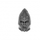 Warhammer Bitz: Dark Elves - Doomfire Warlocks / Dark Riders - Head B