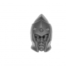 Warhammer Bitz: Dark Elves - Doomfire Warlocks / Dark Riders - Head F