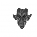 Warhammer Bitz: Dark Elves - Doomfire Warlocks / Dark Riders - Head P