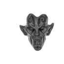 Warhammer Bitz: Dark Elves - Doomfire Warlocks / Dark Riders - Head R