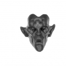 Warhammer Bitz: Dark Elves - Doomfire Warlocks / Dark Riders - Head T