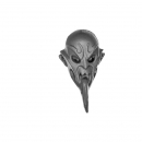 Warhammer Bitz: Dark Elves - Witch Elves / Sisters of Slaughter - Head G - Sister of Slaughter