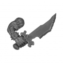 Warhammer AoS Bitz: ORRUKS - 005 - Orruks - Weapon L - Right, Sword V