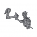 Warhammer Bitz: Vampire Counts - Crypt Ghouls - Arm Right G With Skeleton