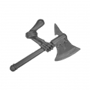 Warhammer Bitz: Vampire Counts - Grave Guard - Weapon F - Right, Axe