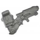MANTIC: Deadzone / Warpath - Enforcers - Peacekeepers - Weapon F - Heavy Assault Rifle