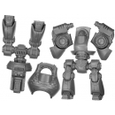 THH: Betrayal at Calth Set - Torso Z03 - Sor Gharax - Contemptor Dreadnought