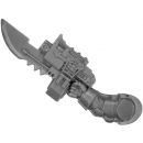 Warhammer 40K Bitz: Chaos Space Marine Terminators Twin-Linked Bolter C