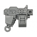 Warhammer 40K Bitz: Dark Angels Ravenwing Command Squad Bolt Pistol B Right Champion
