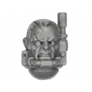 Warhammer 40K Bitz: Dark Angels Ravenwing Command Squad Head B Huntmaster