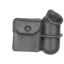 Warhammer 40k Bitz: Blood Angels - Tactical Squad - Accessory G - Belt Pouch+Grenade