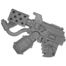 Warhammer 40k Bitz: Blood Angels - Tactical Squad - Hand Flamer - Right
