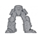 Warhammer 40k Bitz: Dark Angels Deathwing Terminators Legs E